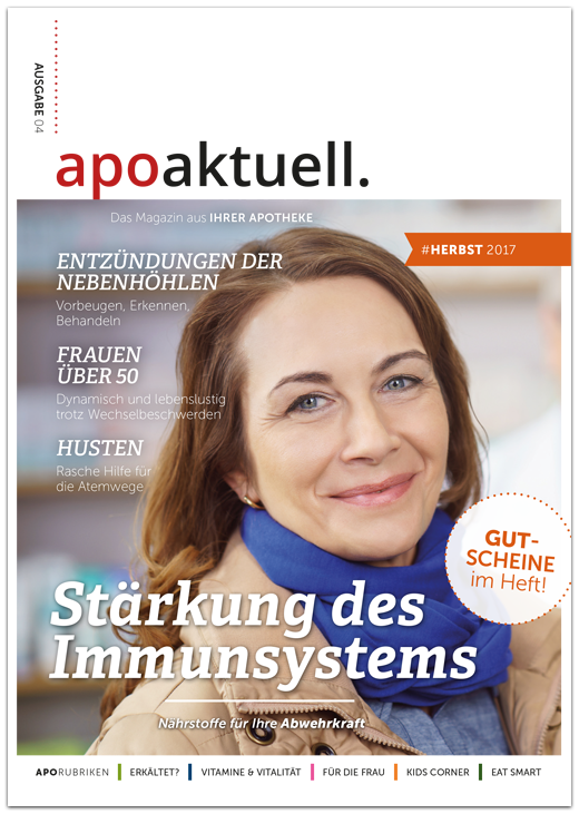 APOaktuell Cover Herbst 2017